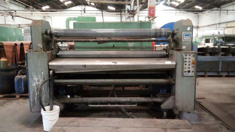 Rollmac roller coating machine