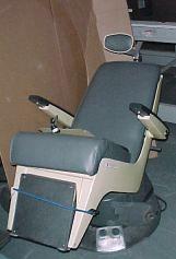 American Optical Chair