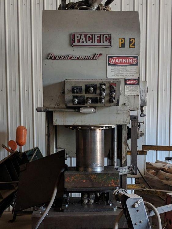 Pacific 150 Pressformer II 150 Ton