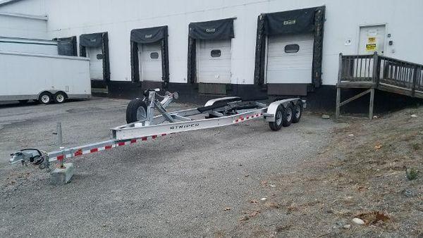 Midwest Aluminum Triple Axle