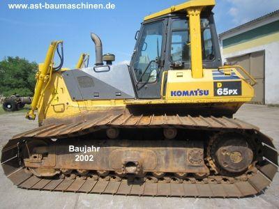 Komatsu D65PX12 Bulldozer