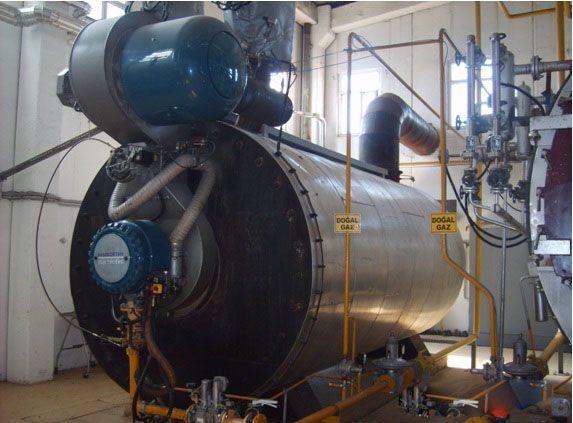 Petniz Steam Boiler 3.500.000 KCAL/H