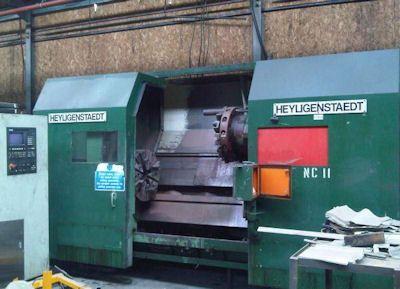 Heyligenstaedt CNC Siemens 810 T Variable HEYNUMAT 2U X 2000 2 Axis