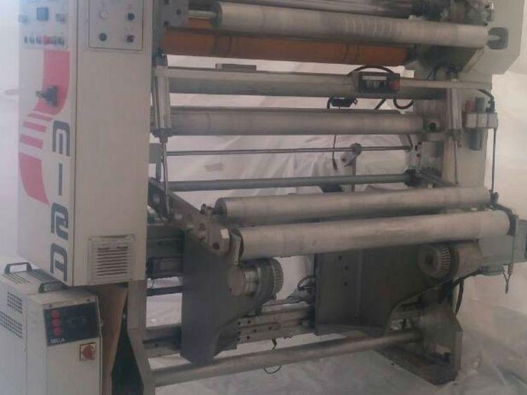 Uteco Mira Solventless laminator