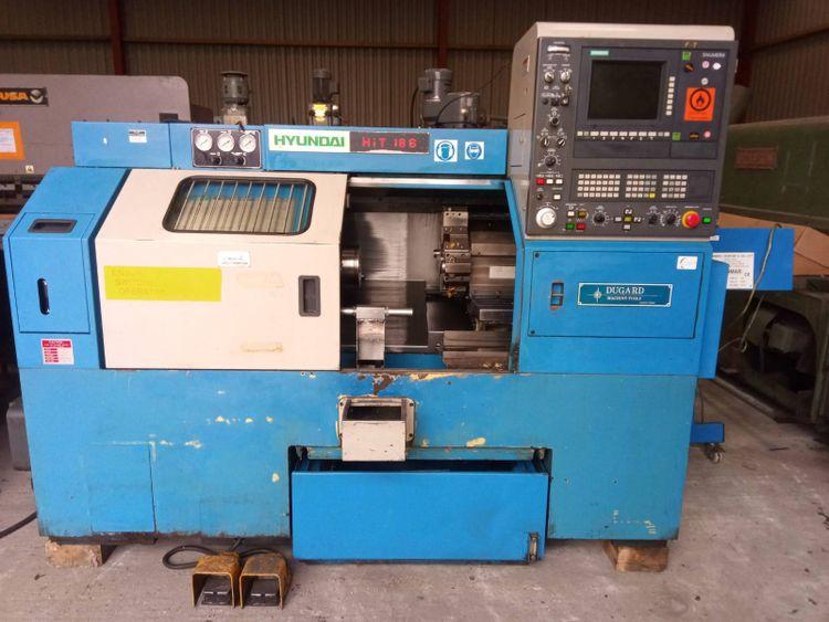 Hyundai Siemens 3600 rpm HIT18 3 Axis