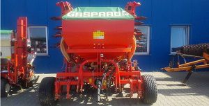 Others PRIMAVERA 500/40 ROWS Hydraulic Folding Pneumatic Seed Drill for Cereals