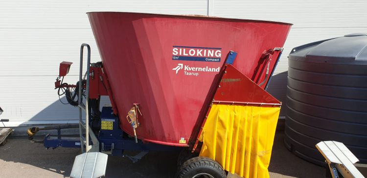Kverneland Siloking Compact 12 Feed dispenser