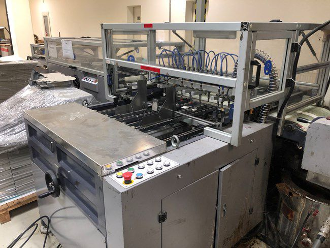 Other AFM450A, Case Making Machine