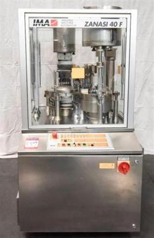 Ima Zanasi 40F  Automatic Encapsulator