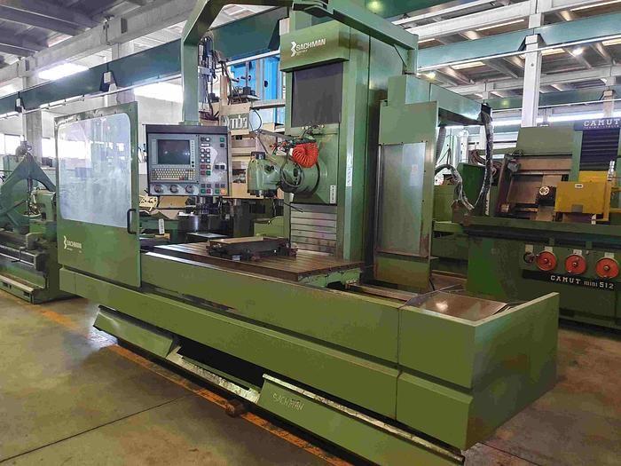 Sachman X 11 CNC