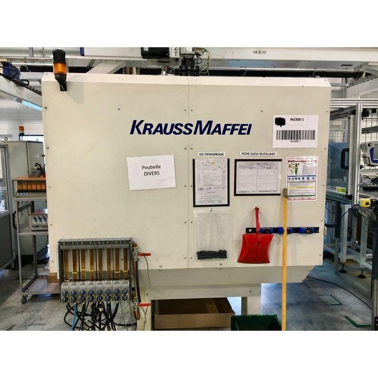Krauss Maffei 300T-1400 C1