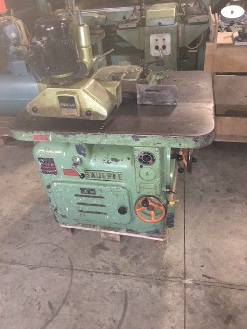 Bauerle SFM / 2 Table milling machine