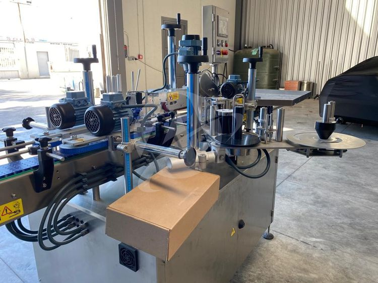 Marcopack MCP-400T ADHESIVE LABELLER