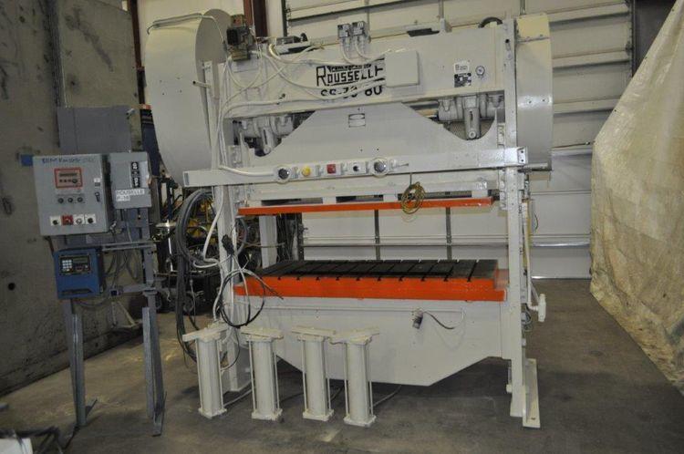 Rousselle 8SS80 80 Ton