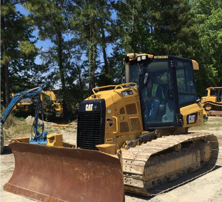 Caterpillar D5K2LGP Bulldozer