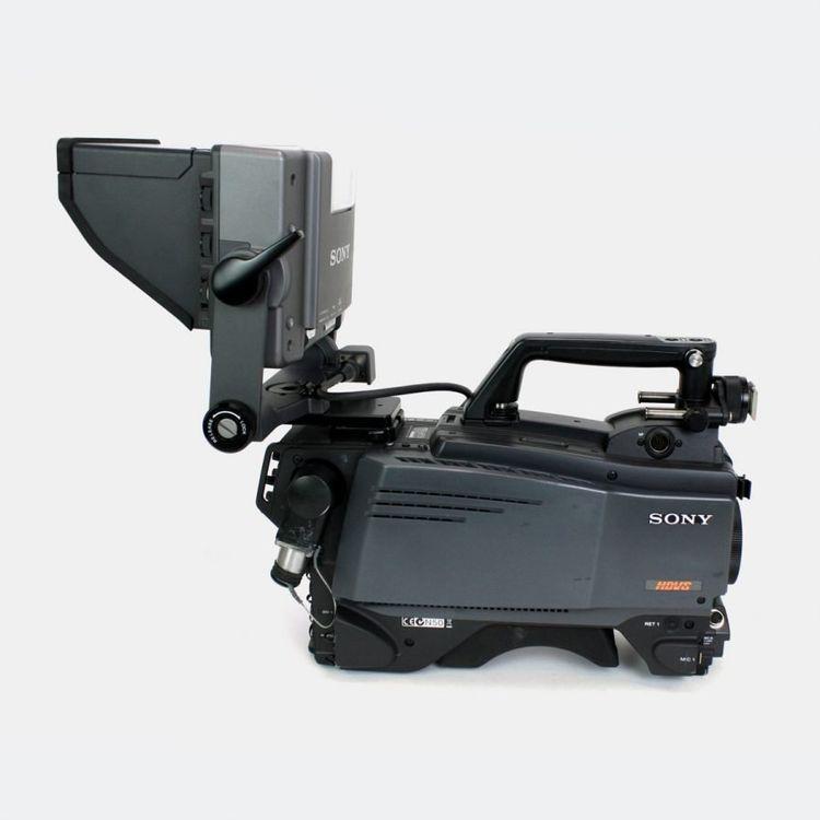 Sony HDC-1500 HD Camera Channel