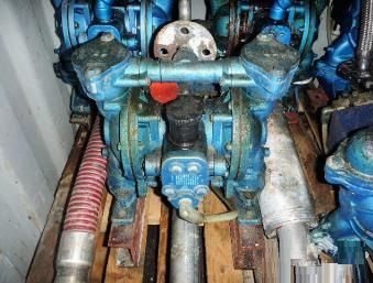 Sandpiper EB1-M Diaphragm Pump
