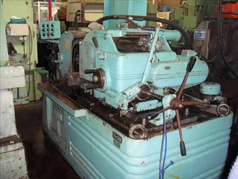 Giustina centerless grinding machine