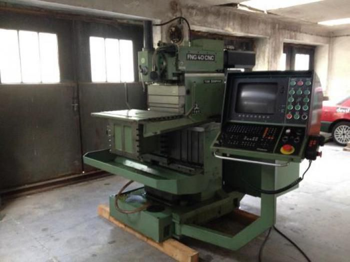 Intos FNG 40 CNC VERTICAL Variable