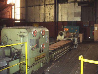 Somua Engine Lathe Variable TCM.50