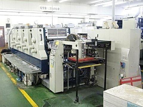 Komori L-426 48 x 66 cm