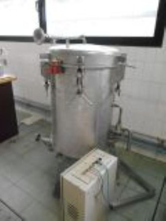 Others yarn steaming autoclave