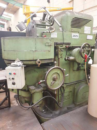 Churchill RBY 25 RING GRINDER