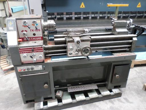 Takang Engine Lathe Variable TK-105