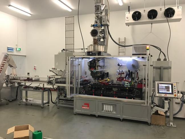 Other SRC 6 Coffee Capsule Packing Line