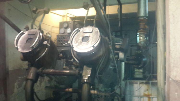 Fongs Dyeing Machine 400 Kg