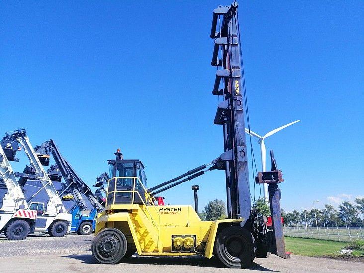 Hyster H18.00XM-12EC 9000 kg