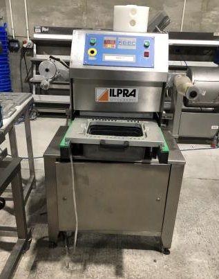 Ilpra Food Pack FP400 VG Tray Sealer