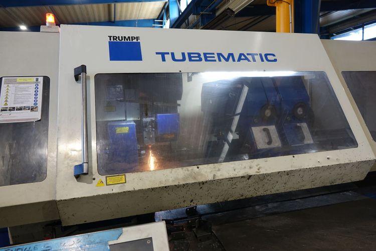 Trumpf TUBEMATIC CNC Controller