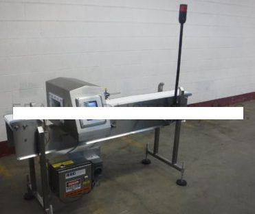 Lock INSIGHT, Metal Detector