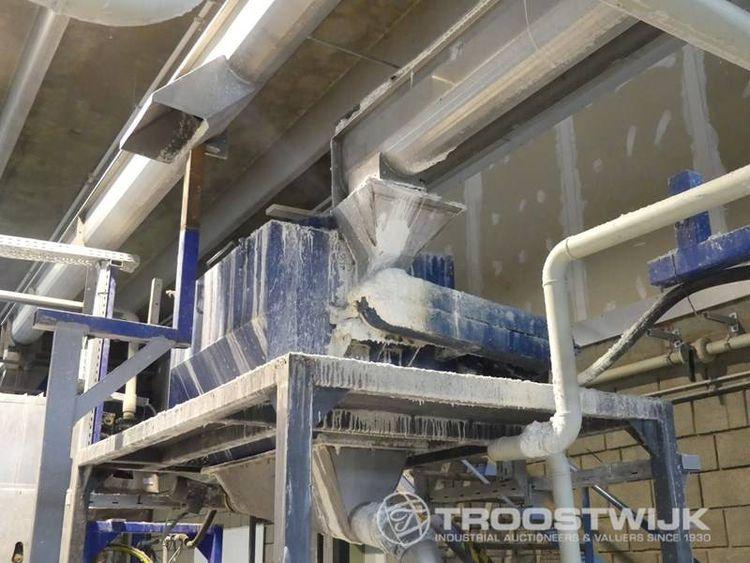 2016 Composite foils processing plant