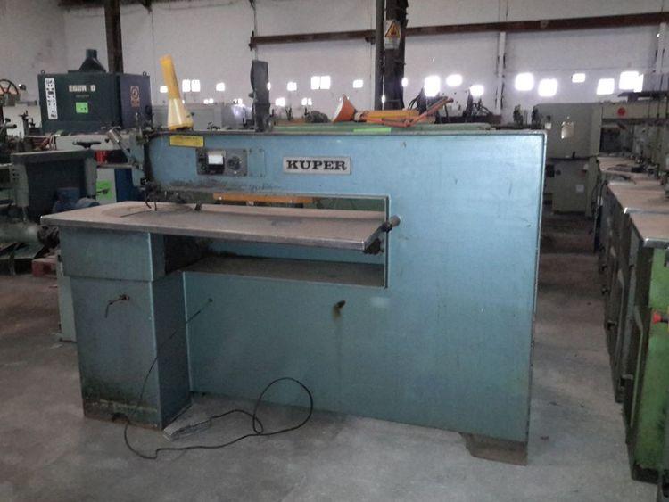 Kuper VENEER SPLICING MACHINE WITH NILE