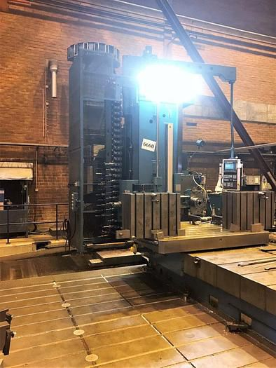 Wotan 130 mm 2000 rpm
