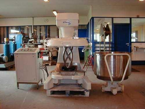Diosna W 240a Mixer