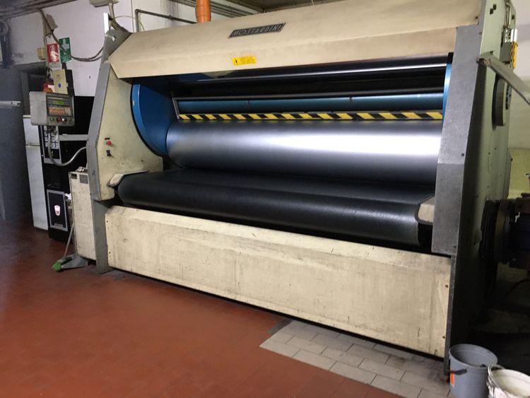 Mostardini W3 Continuous rotary press