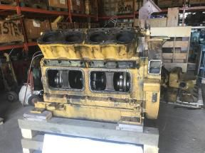 Caterpillar D379TA Marine propulsion engine