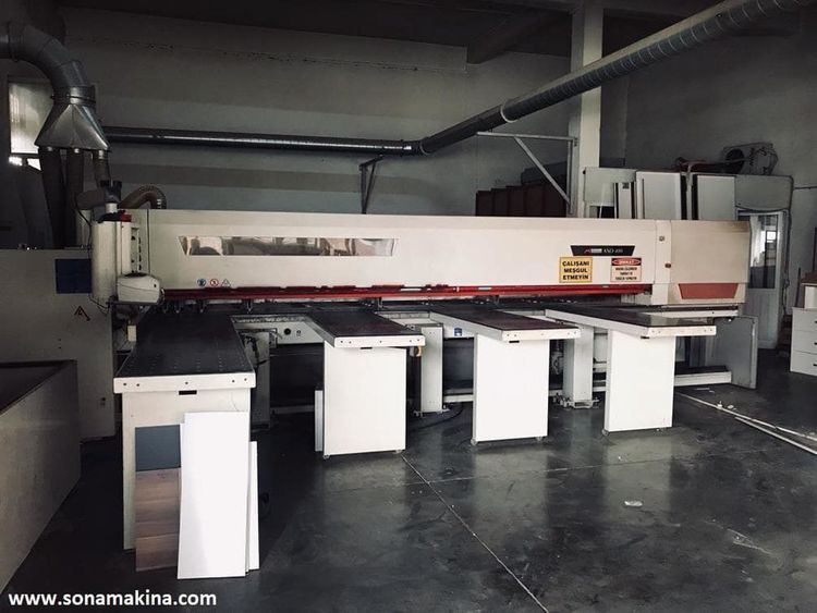 Casadei AXO 400, Panel Saw