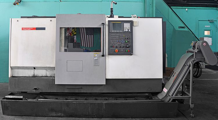 Hwacheon Fanuc Series Oi-TC 5000 rpm Cutex-240A