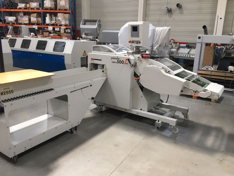 Palamides A500, Stacking delivery