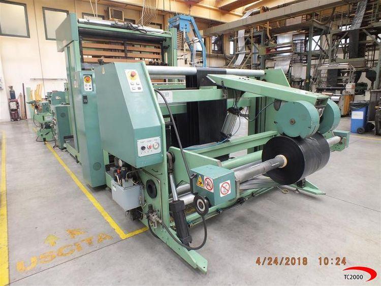 Elba SU94E-11 Bag making machine