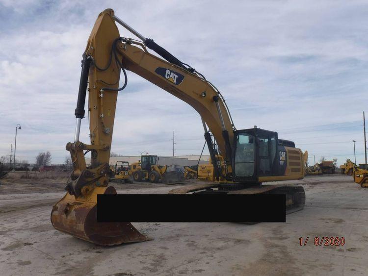 Caterpillar 336FL Excavators