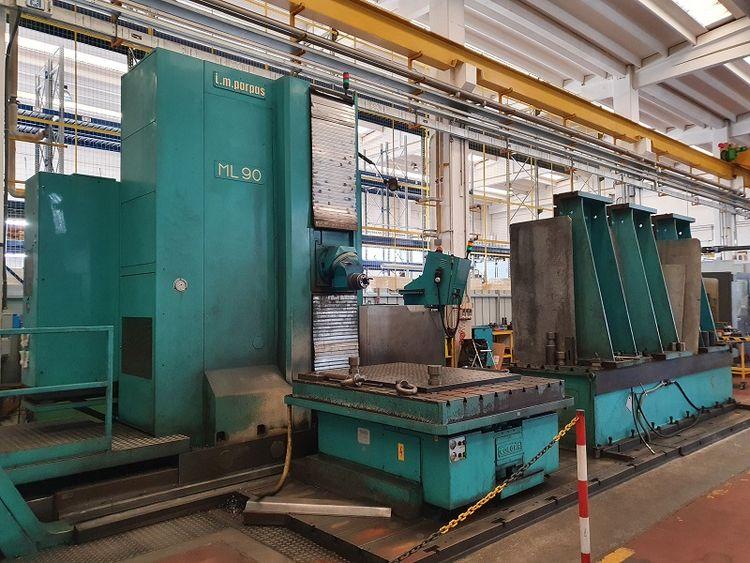 Parpas ML90/6000  3000 g/min