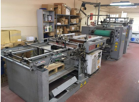 Paperplast DRY 50/76 DUPLEX Double sided thermal laminator