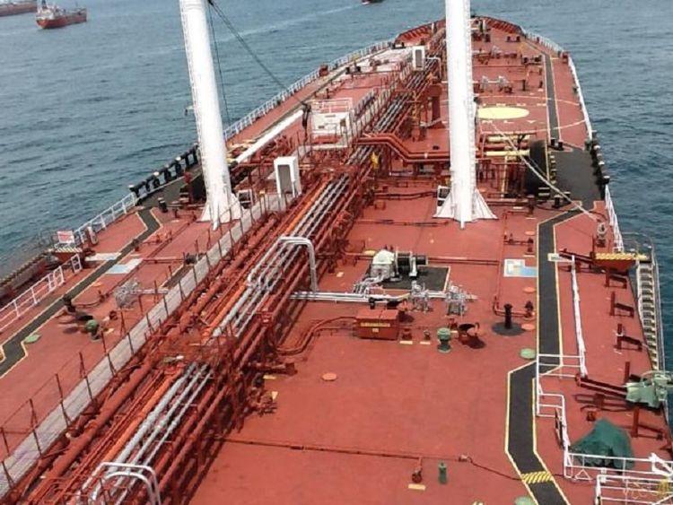 Tanker DWT: 37,087
