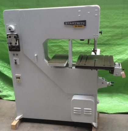 Startrite 30 RWH vertical Semi Automatic