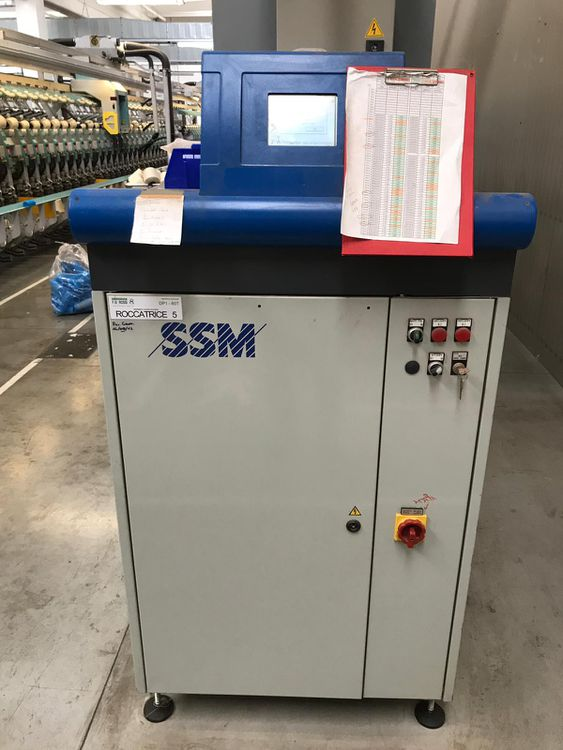 Ssm WINDING MACHINES DP1 W